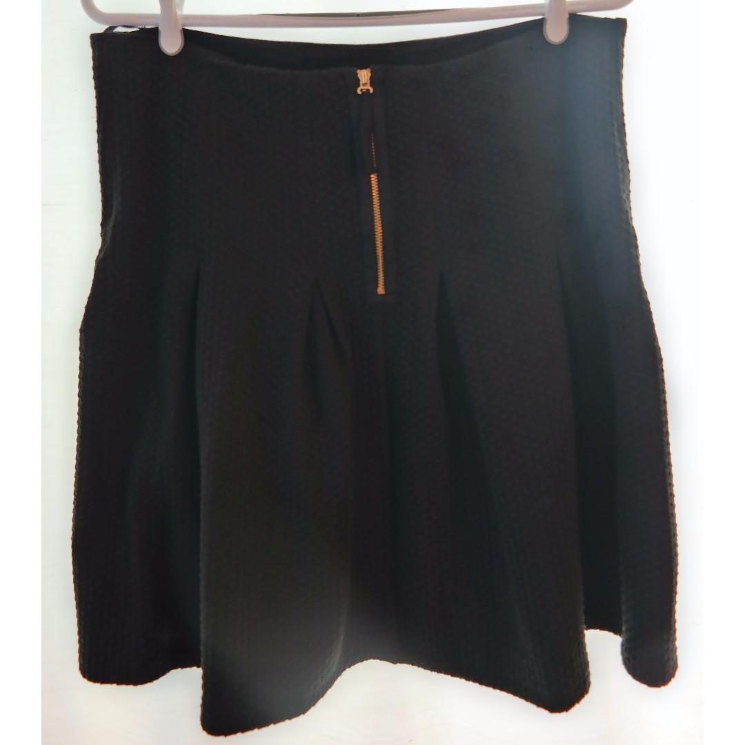 Anthropologie Black Skirt (77% Off!)