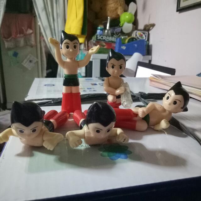 Astroboy Toys