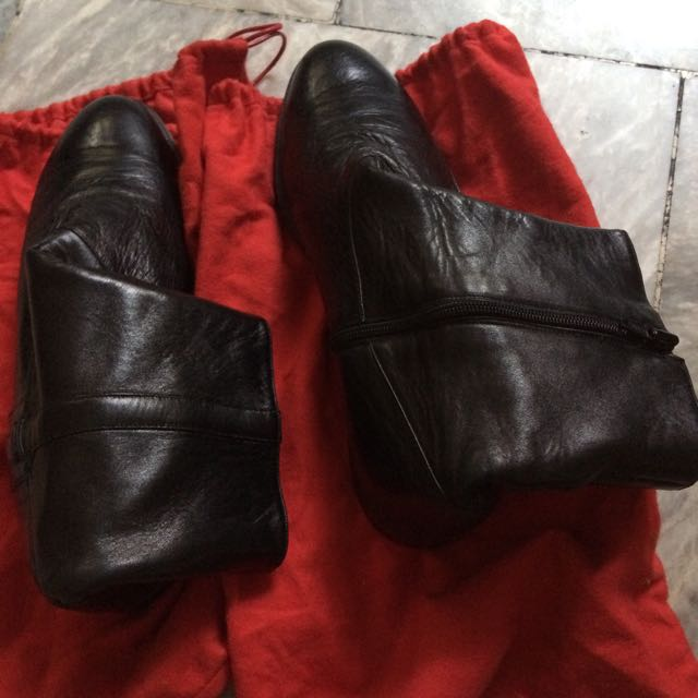 Aunthentic BALLY BOOTS