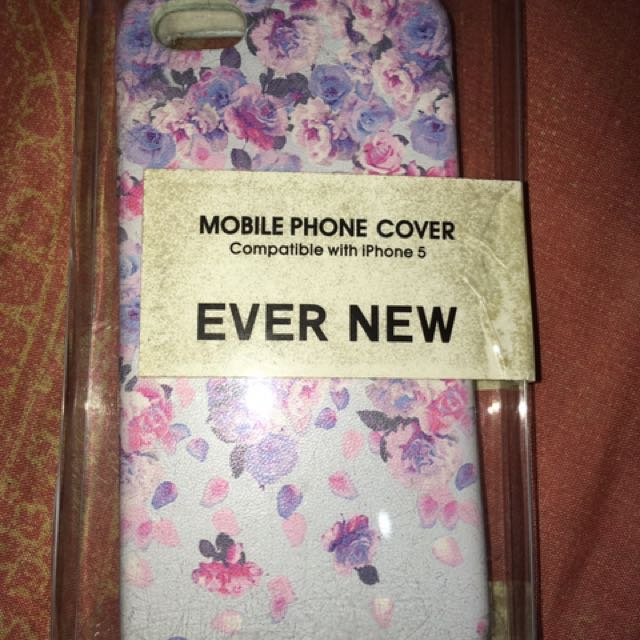 Ever New Case For Iphone 5/5s/SE