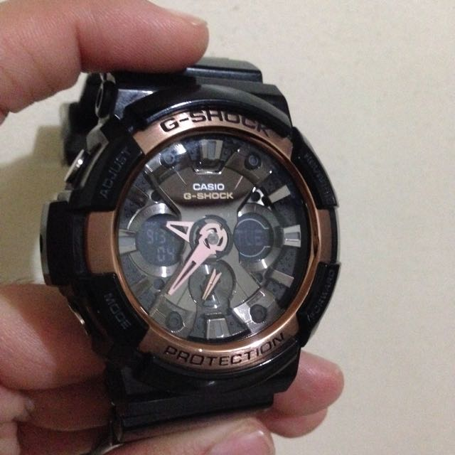 Authentic G-shock