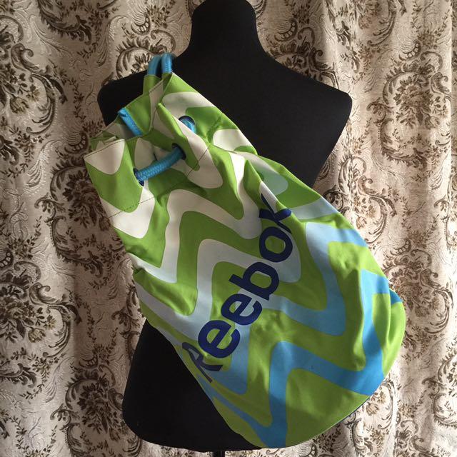 Authentic Reebok Bucket Sling Bag