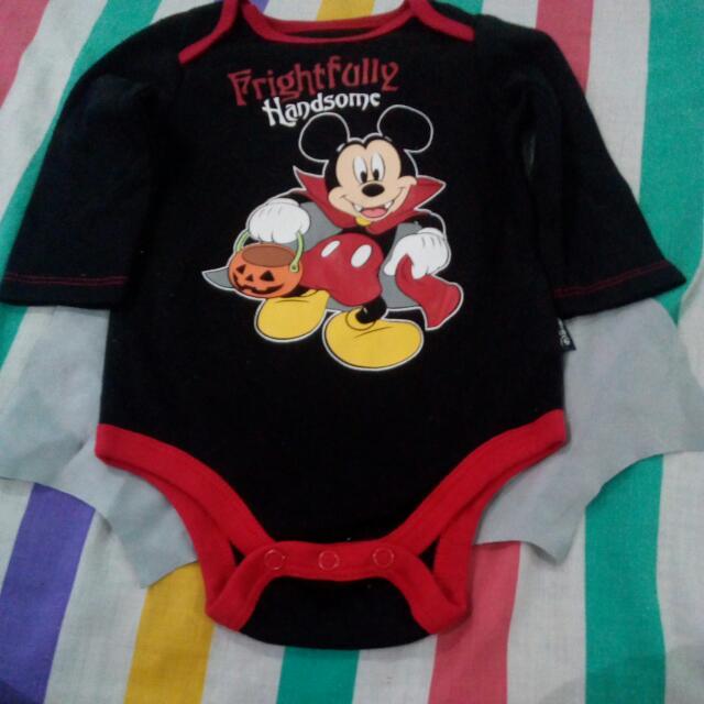 Baby Onesie By Disney Baby