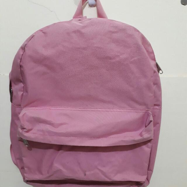Bacpack PINK