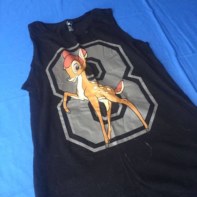 Bambi Basketball Tank Large Disney