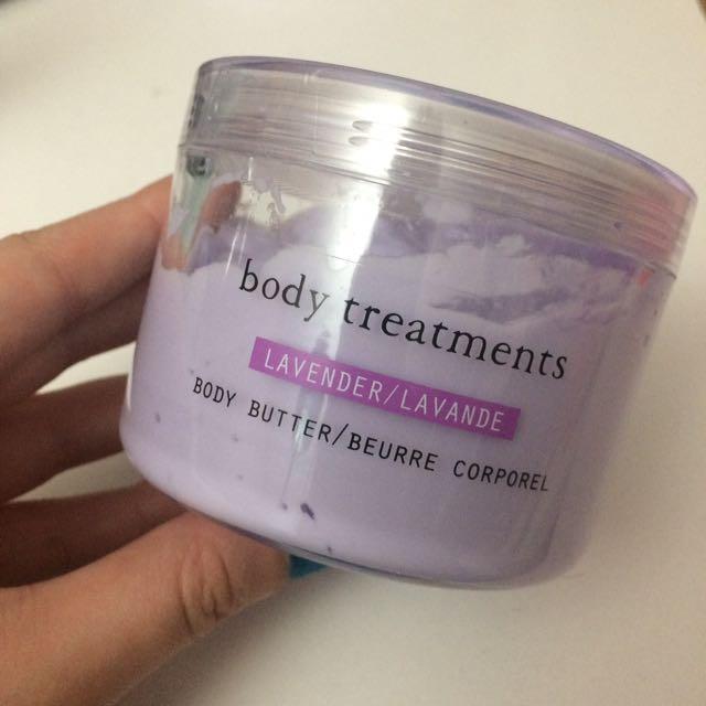 Body Treatments Set