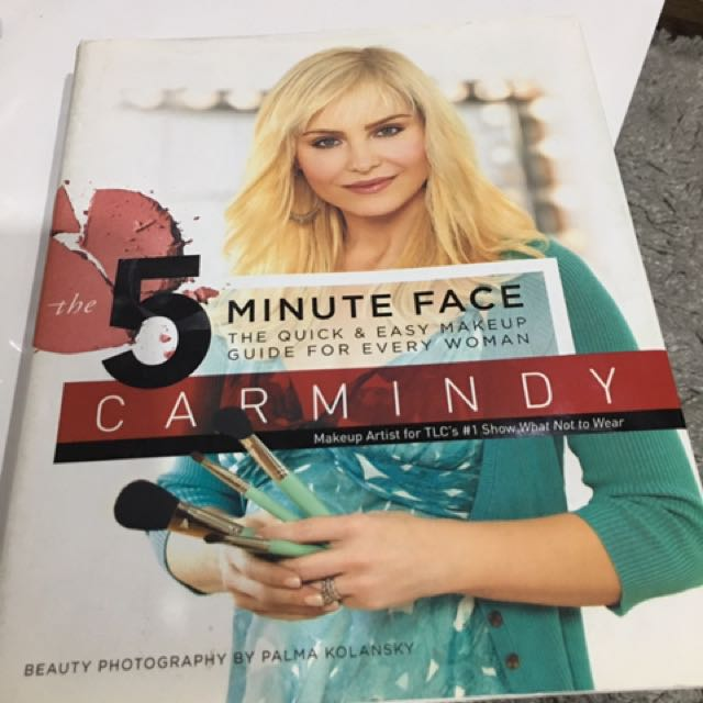 Book The Five Minute Face