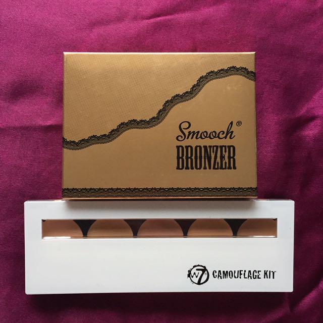 Bronzer And Concealer Kit