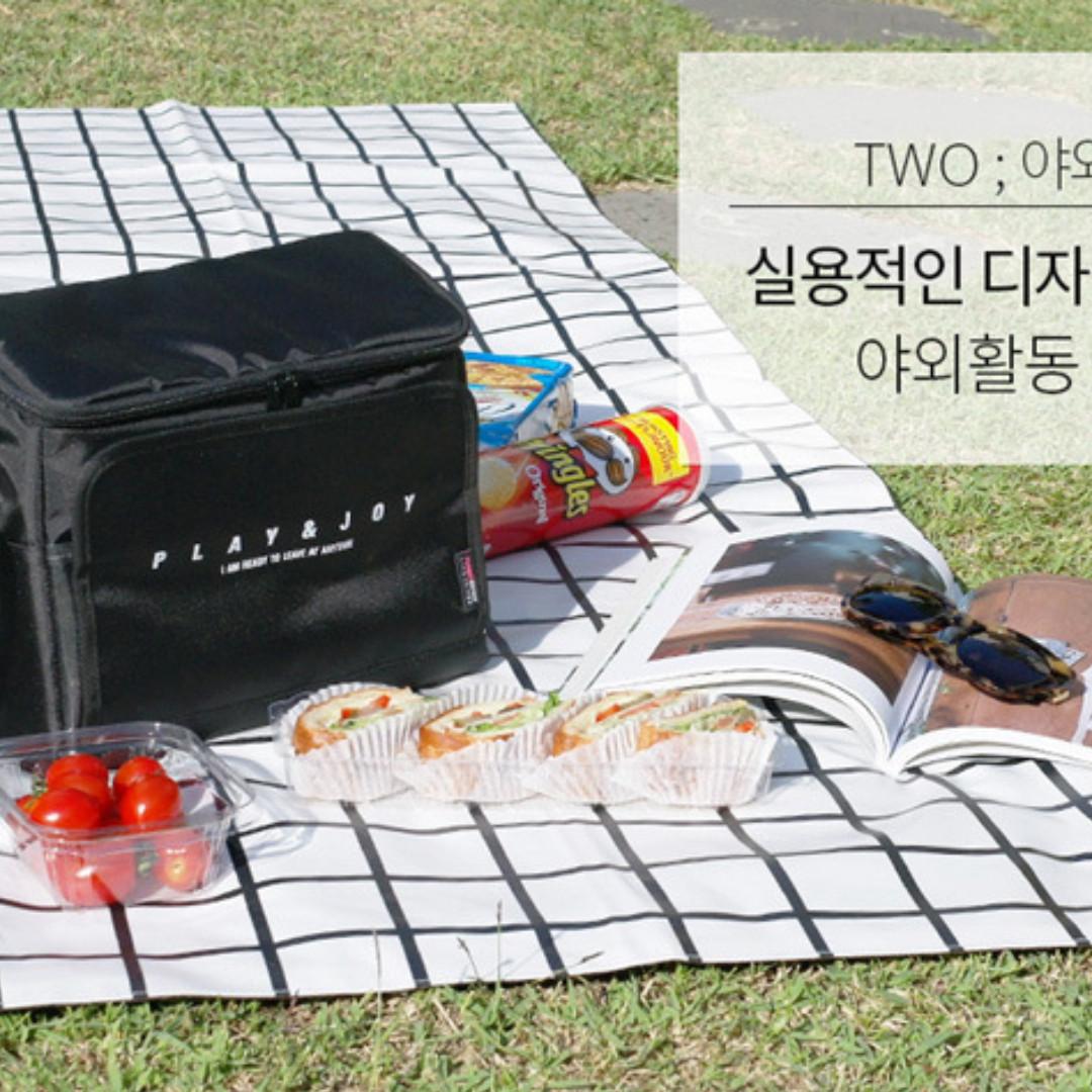 Car organizer Tas piknik 2 way PLAY N JOY organizer