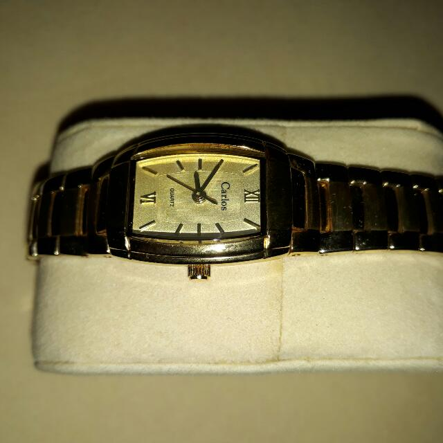 Carlos Original Watch