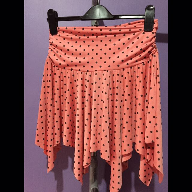 Carolina Polka Dot Skirt