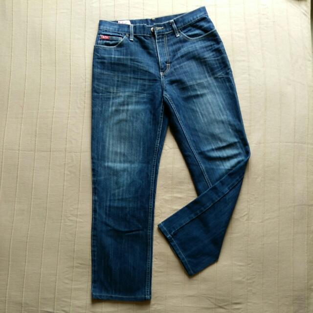Celana Blue Jeans Lee Cooper Original - waist sz 31