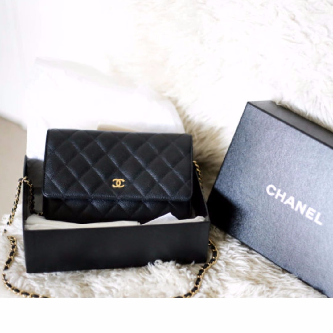 40136444db39 Chanel Wallet on Chain