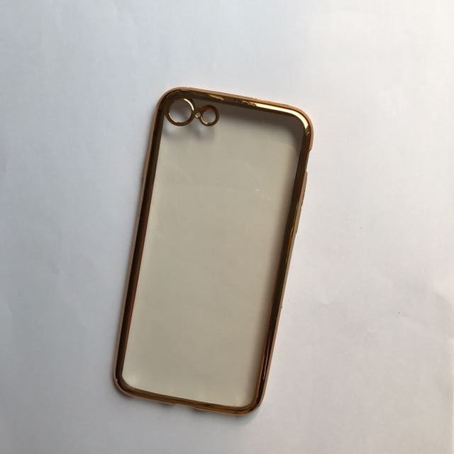 Chrome Case for iPhone 7