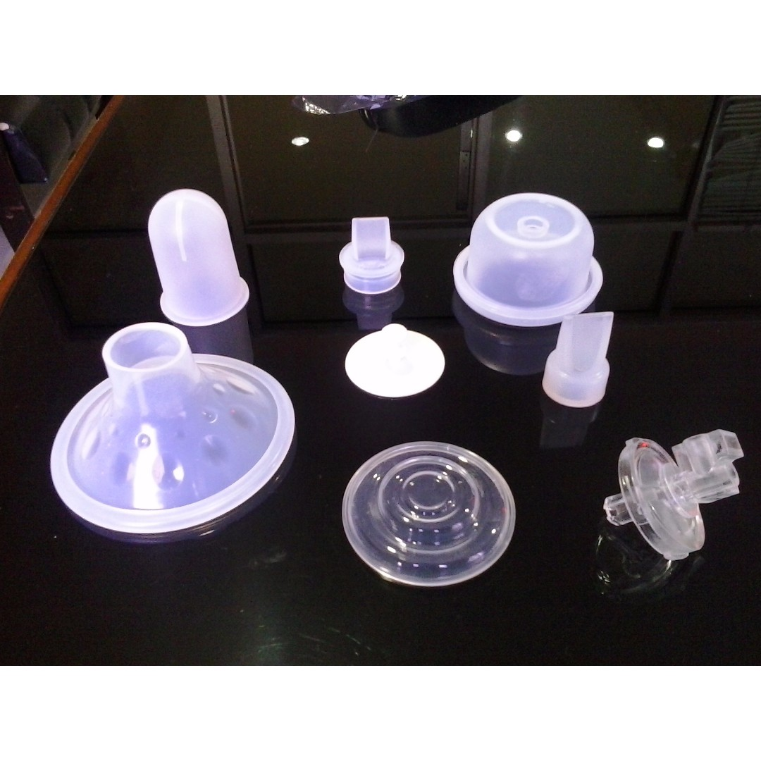 Claires Breast Pump Spare Part Original Valve Silicone Membran Pigeon Pompa Asi Babies Kids Nursing Feeding On Carousell