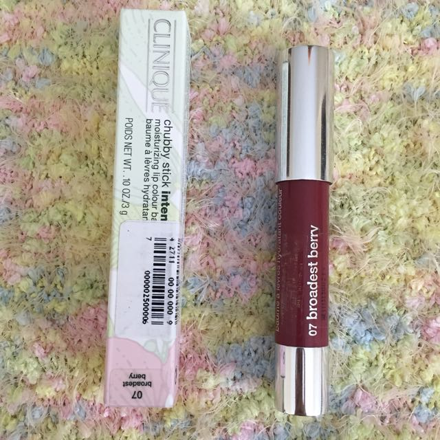 Clinique Chubby Stick Intense in Broadest Berry