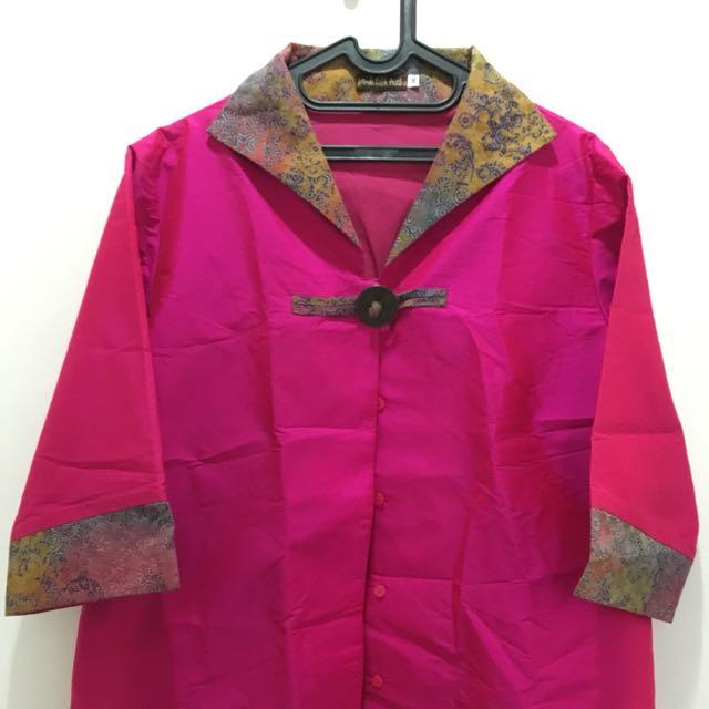 Coat Batik