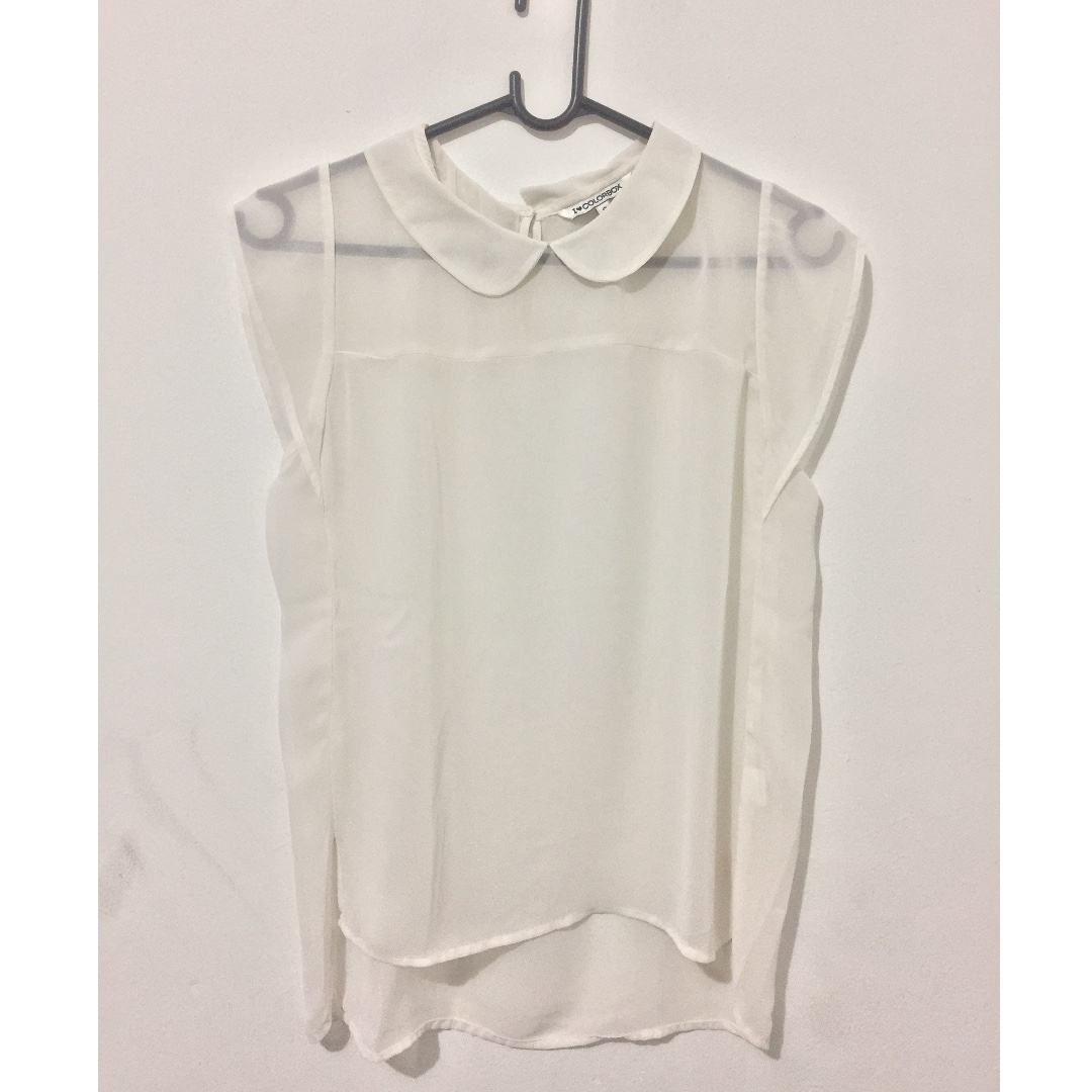 Colorbox White Blouse