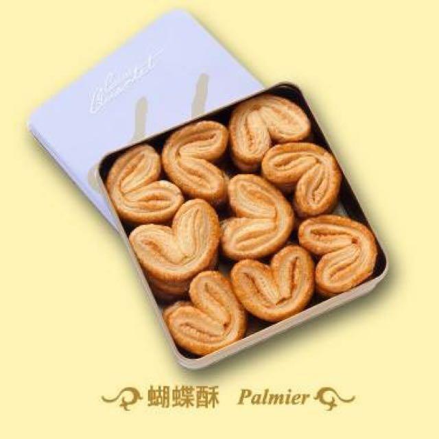 【香港🇭🇰代購】Cookies Quartet 曲奇四重奏-7/24抵台