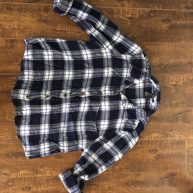 Copped Flannel From Forever21