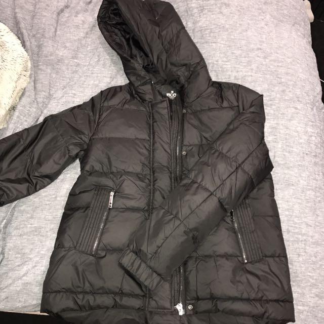 cotton on body puffer jacket