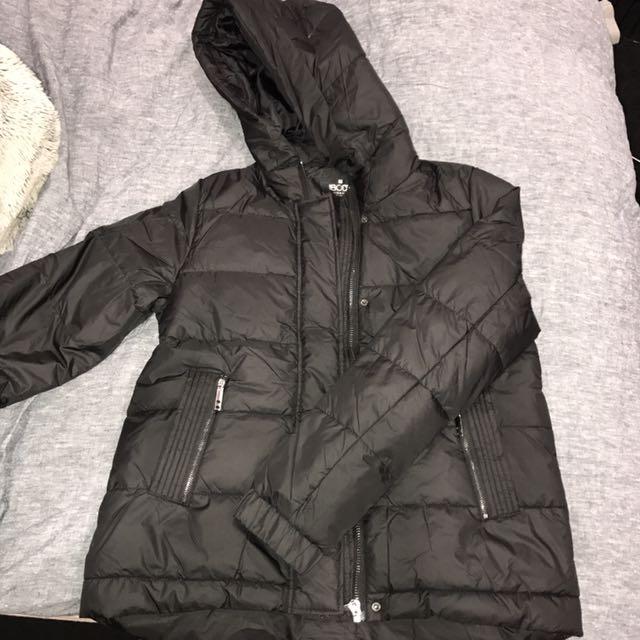 cotton on body puffer jacket