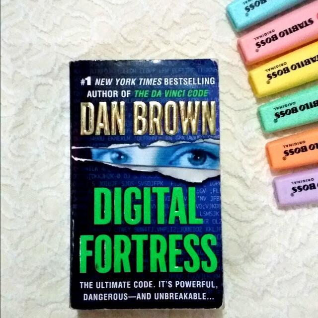 Dan Brown ( Digital Fortress )