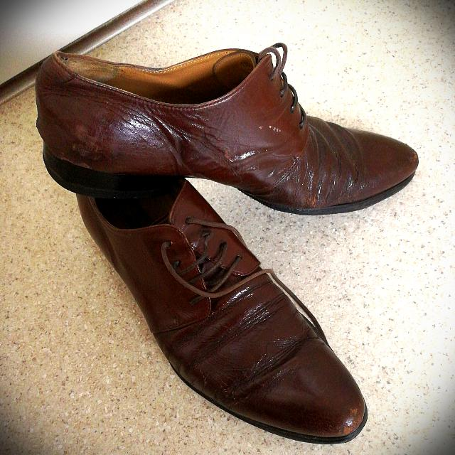 Leather Shoes Dr. J Smith