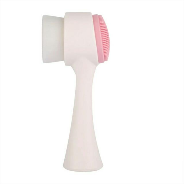 Face pore brush
