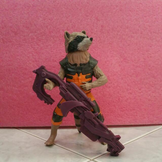 Figurine Rocket Racoon