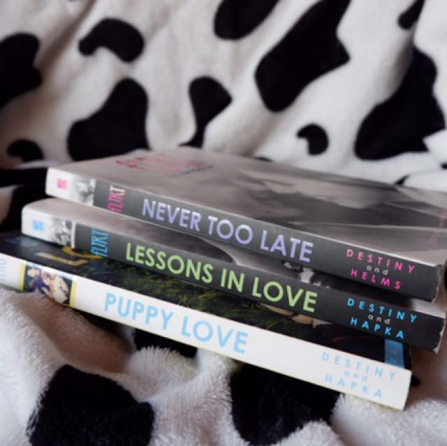 Flirt Series (3 Books)