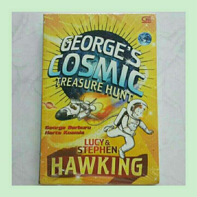 GEORGE'S COSMIC : TREASURE HUNT