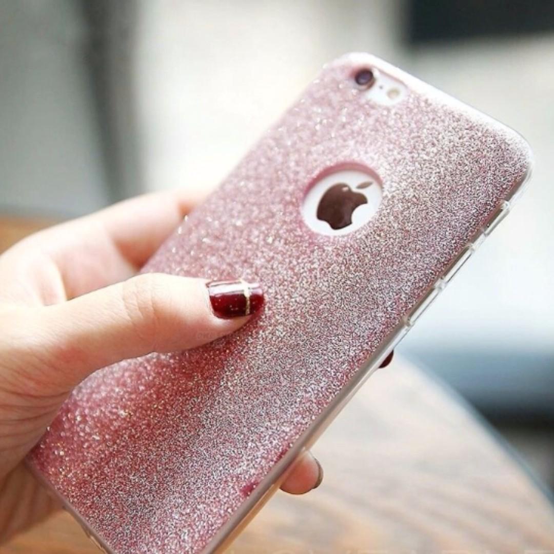 Glitter Glossy Case