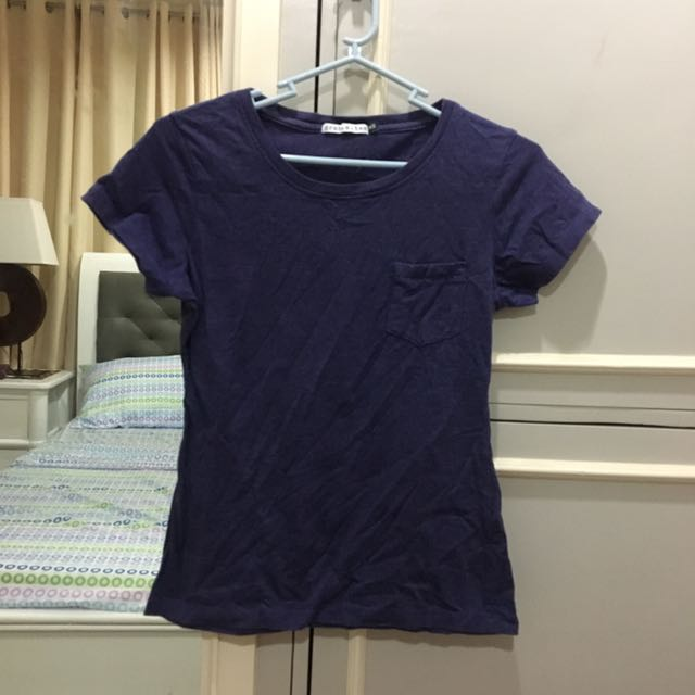 Grab a tee blouse (XS on Tag)