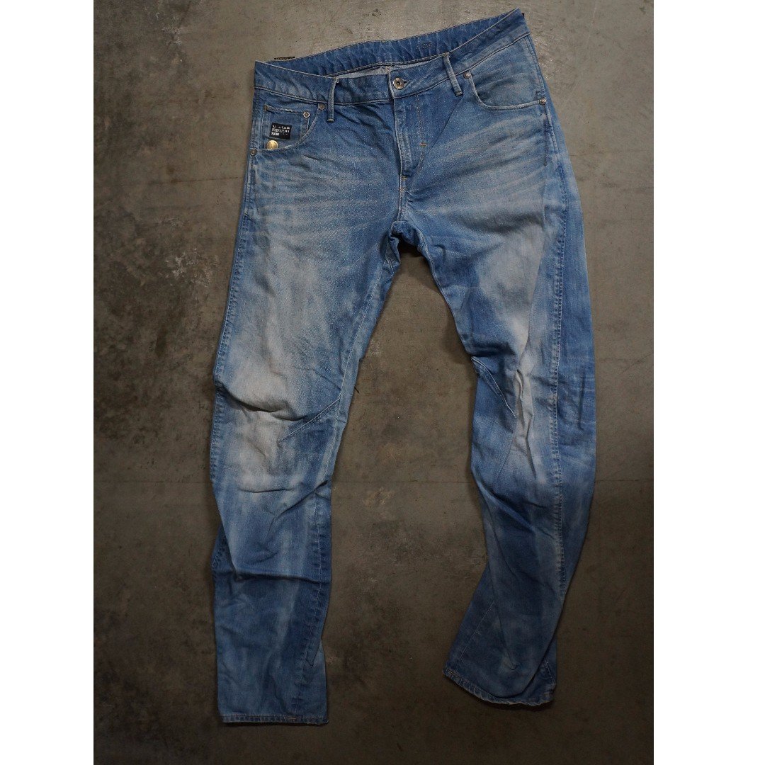 G-STAR RAW GS01 Blue Jeans Size 34