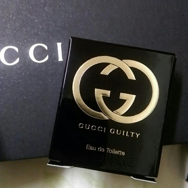 Gucci 5ml香水