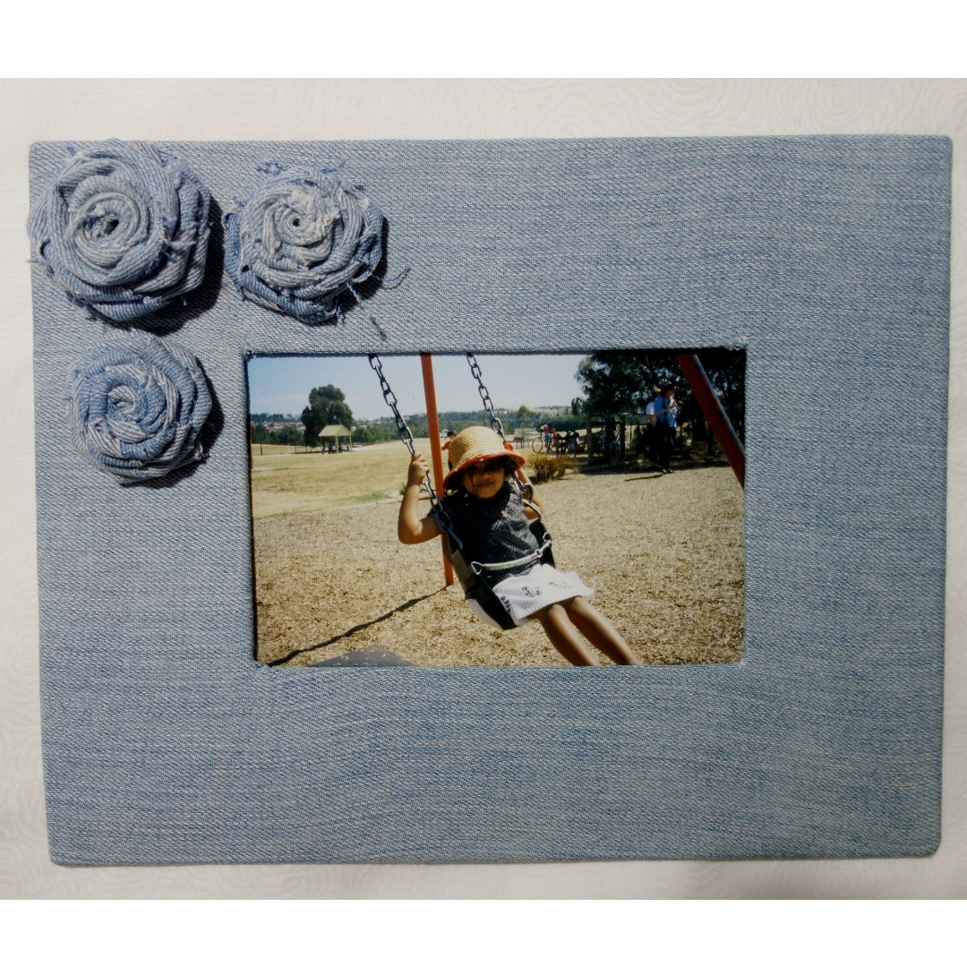 Handmade Customisable Picture Frame - Personalise Your Gifts!