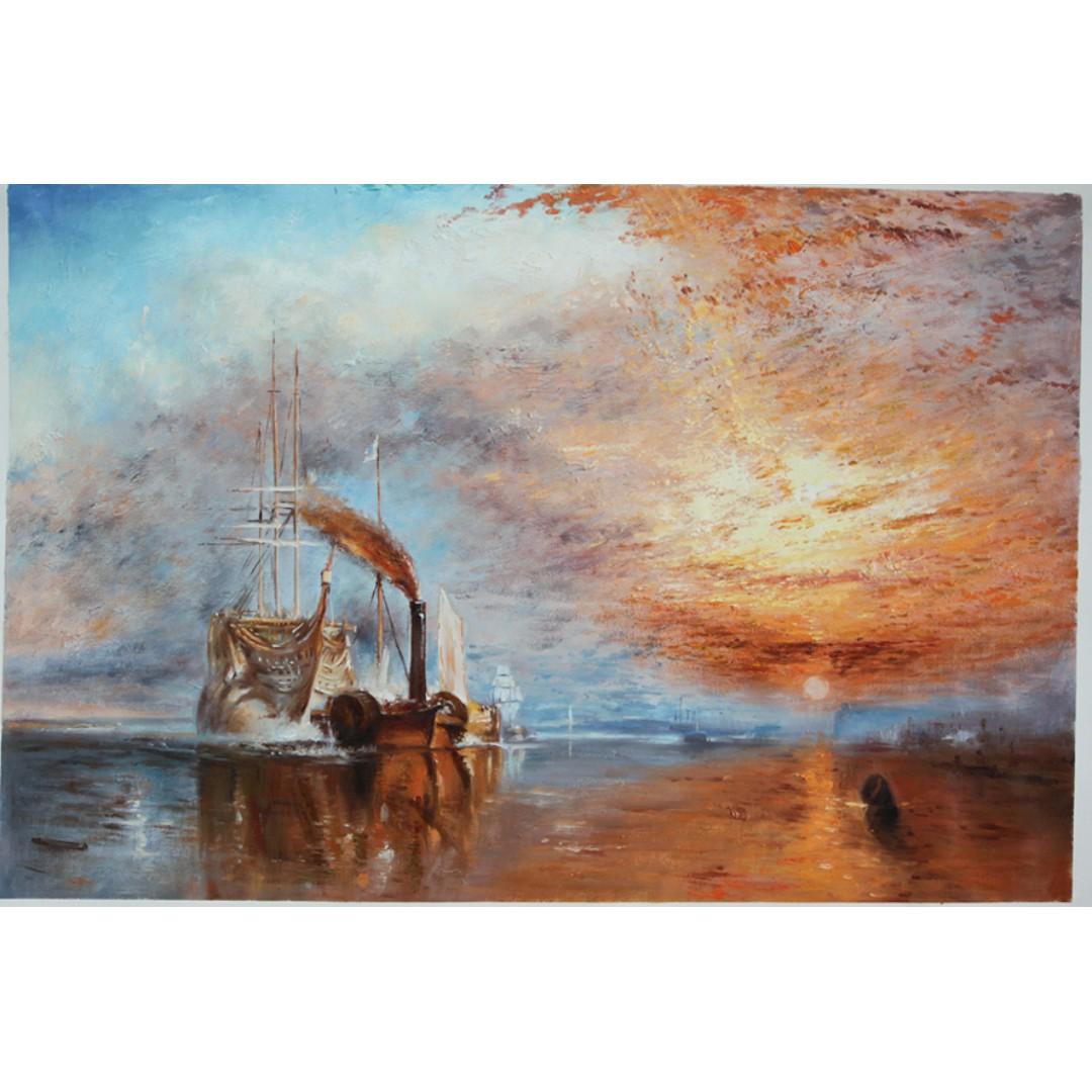 Handmade Paintings Commission & Oil Portraits