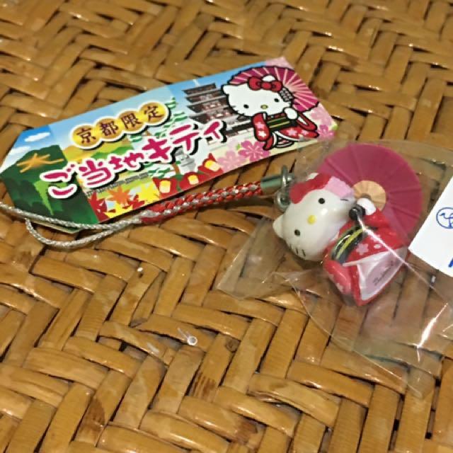 京都購入Hello kitty