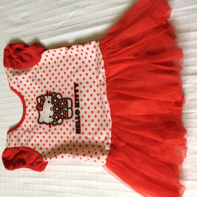 Hello Kitty Ballerina Dress
