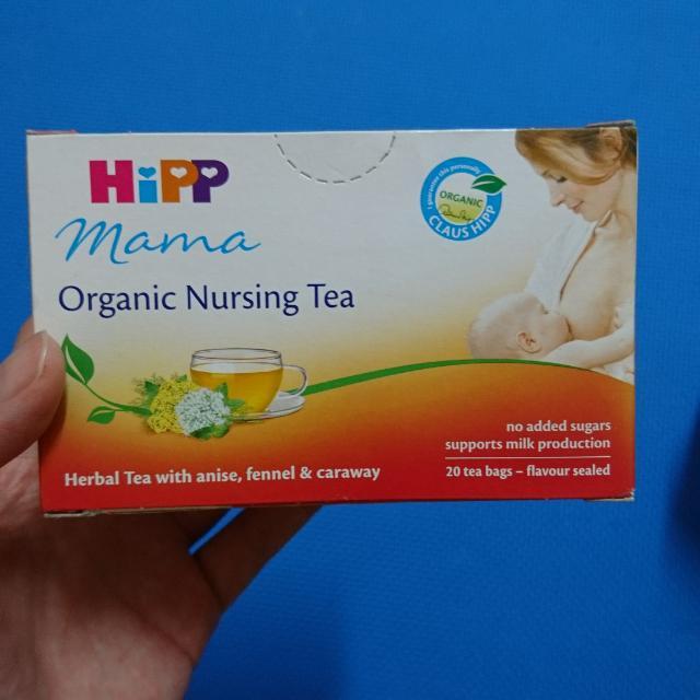 喜寶Hipp 媽媽茶 /哺乳茶