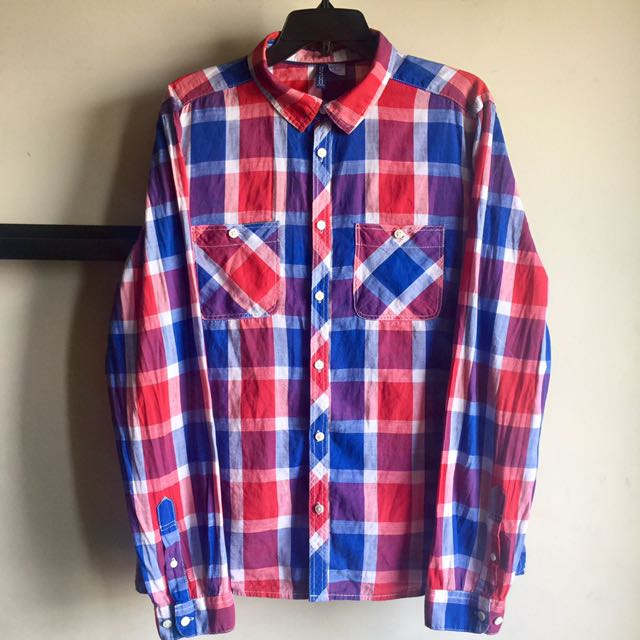 H&M Checked Shirt