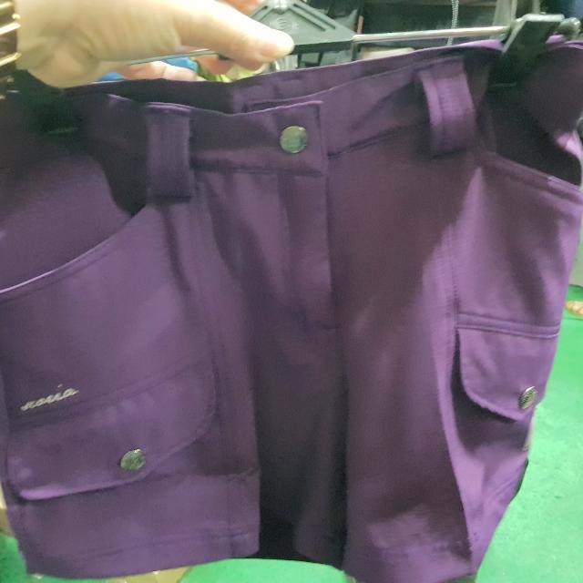 Hotpants CONSINA Violet