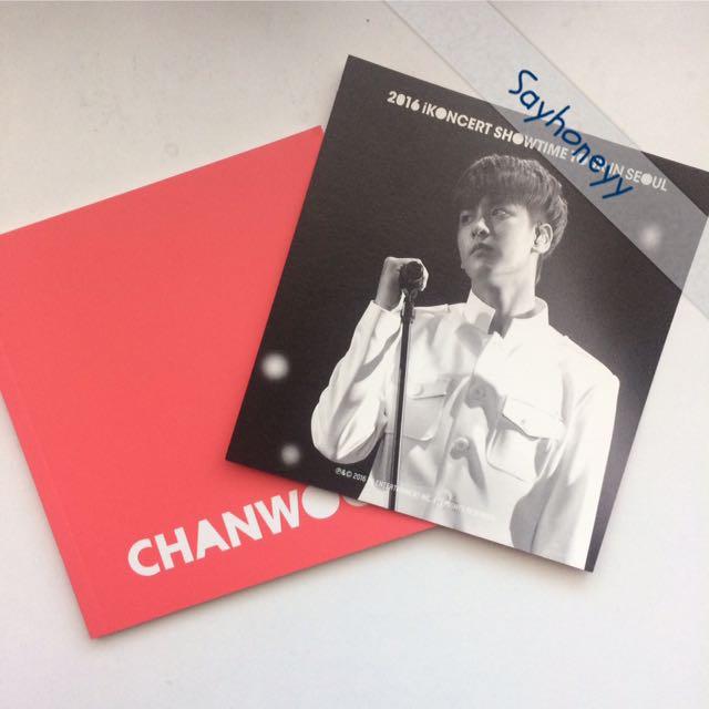 iKON Chanwoo iKONCERT Showtime In Seoul