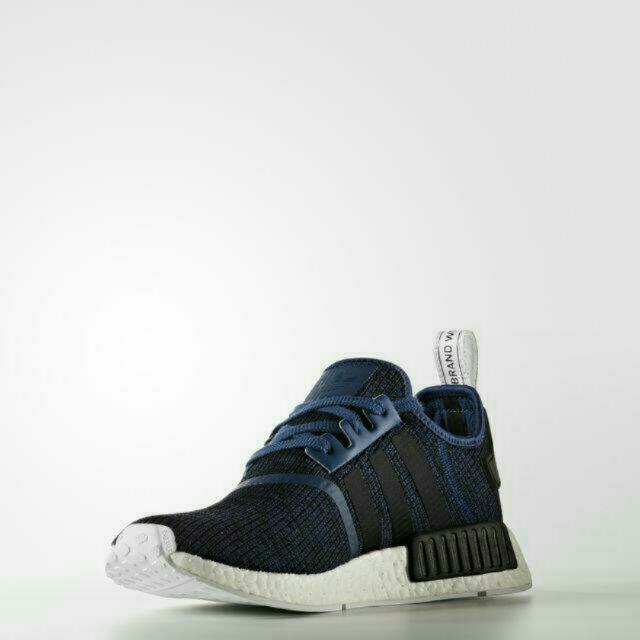 c0bef7d8b DEADSTOCK Adidas Originals NMD R1 Mystic Blue Size US11.5 UK11 ...
