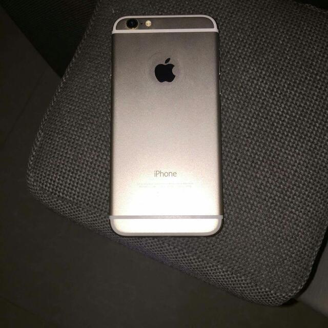 iPhone 6 64gb W/Box