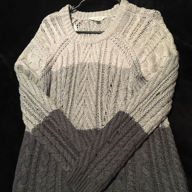JayJays Woollen Sweater