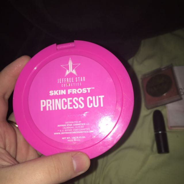 Jeffree Star Skin Frost - Princess Cut