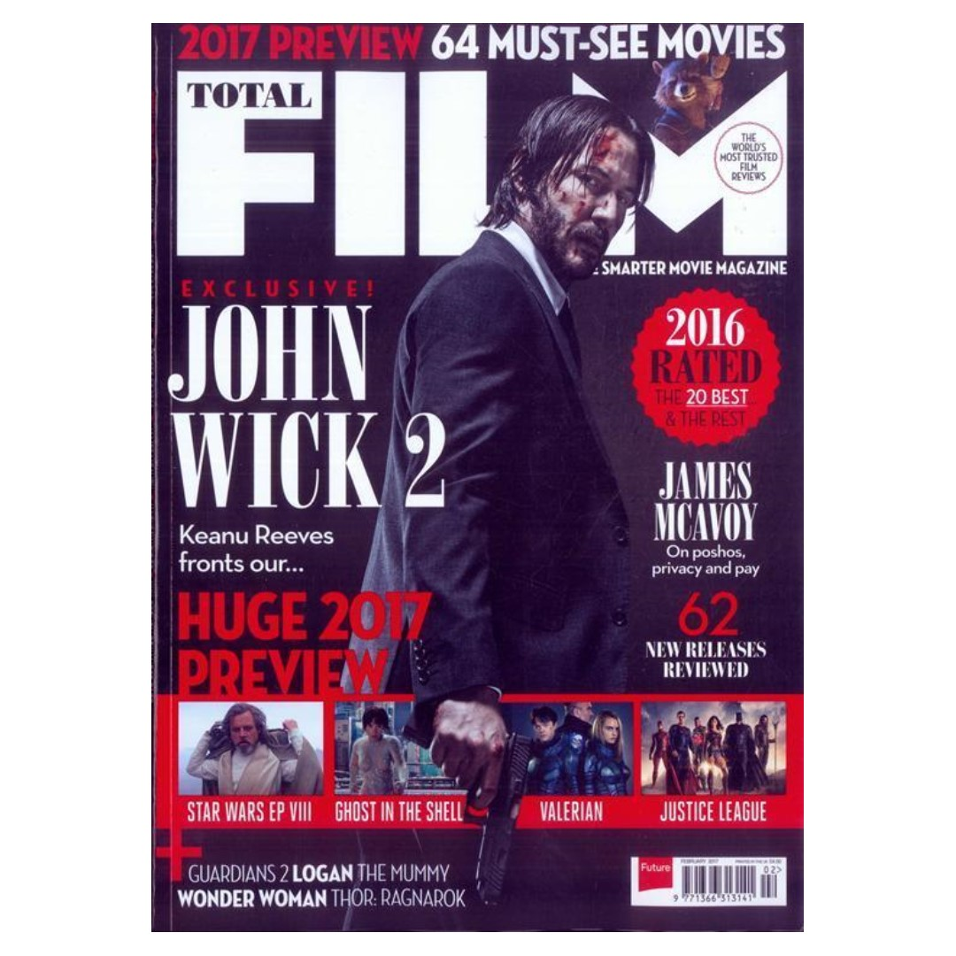 John wick 2  2017 Movie Magazine pdf