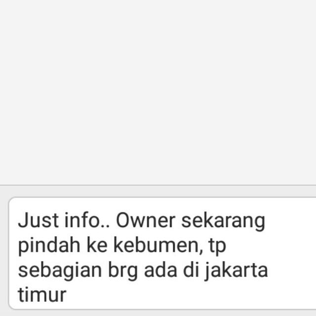 Just Info 😀
